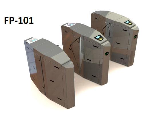 گیت شیشه ای مدل FP101