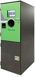 ماشین هوشمند بازیافت زباله