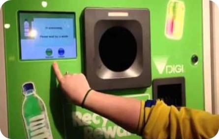 انتخاب سرویس ماشین بازیافت زباله