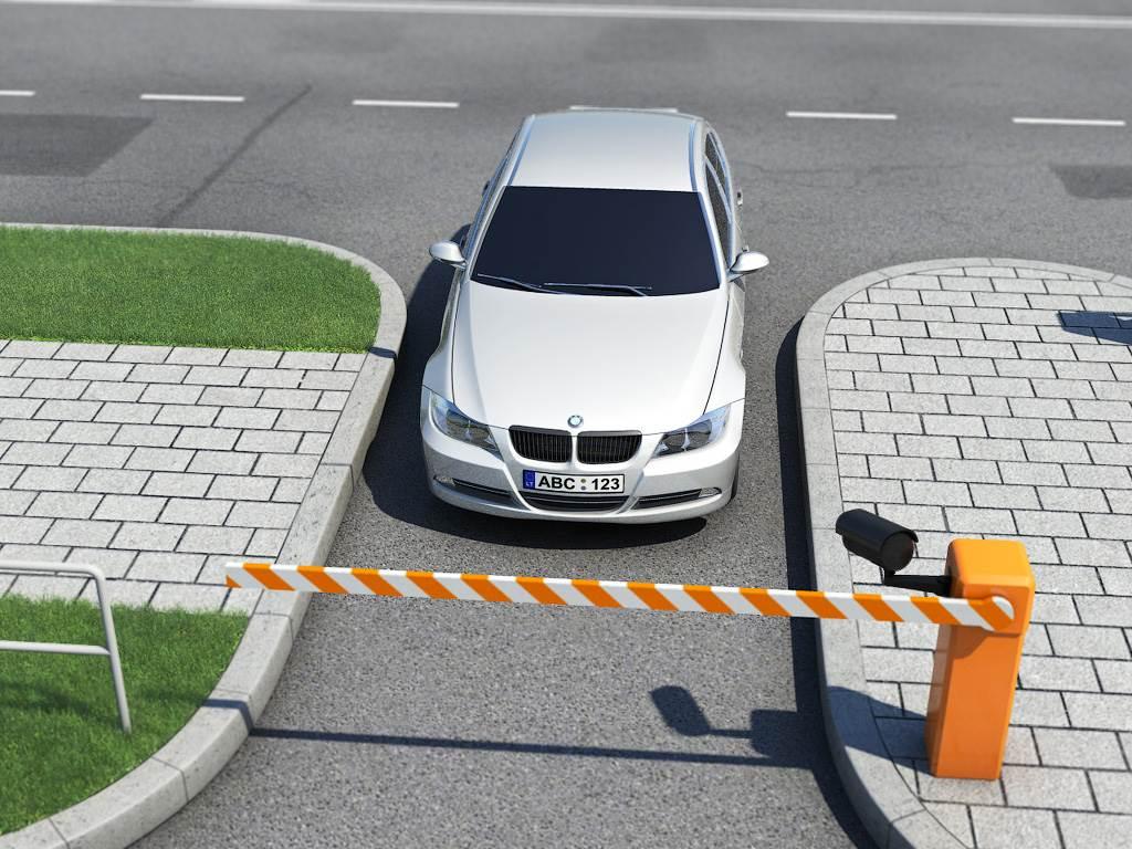 کنترل ورود و خروج وسایط نقلیه با RFID