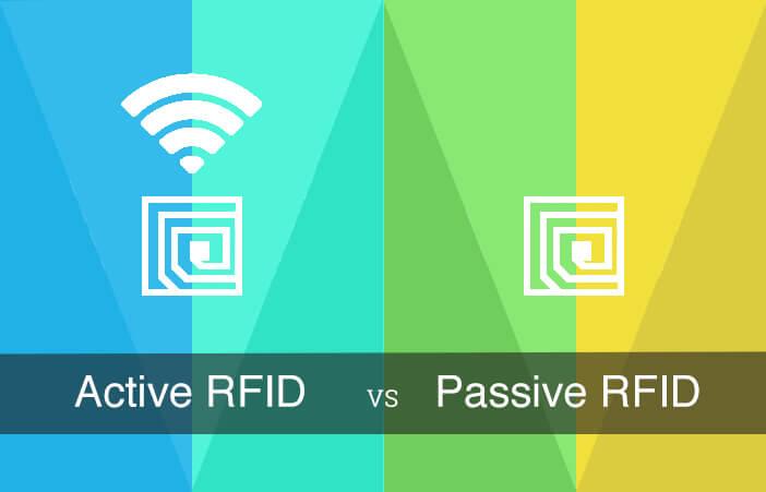 سیستم های RFID فعال و غیر فعال
