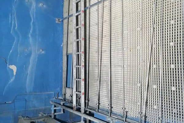 تامین، نصب و راه اندازی سیستم مه پاش خط 2 مترو تهران