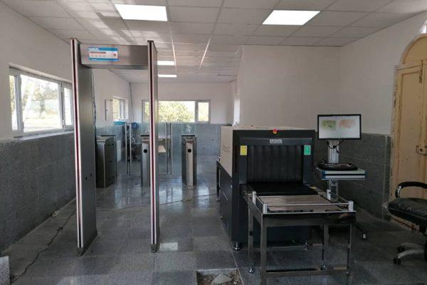 تامین، نصب و راه اندازی سیستم کنترل تردد مرکز نظامی
