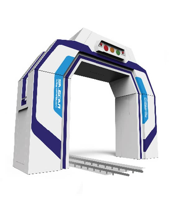 دستگاه ایکس ری حافظ 22