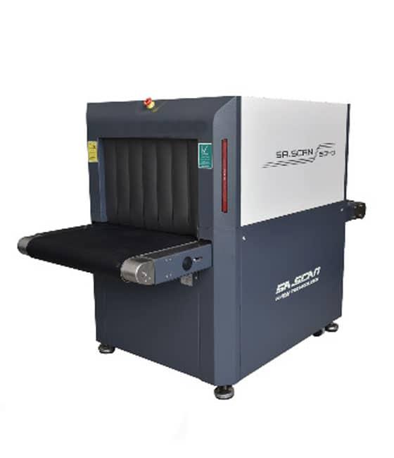 دستگاه ایکس ری چمدان و بار حافظ 7